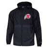 Image for Champion Utah Utes Athletic Logo Rain Jacket