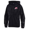 Image for Champion Utah Utes Athletic Logo Youth Rain Jacket