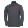 Image for Utah Utes Block U Under Armour Quarter Zip