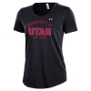 Image for Under Armour University of Utah Womens Tee