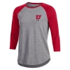 Image for Utah Utes Under Armour Block U Womens Baseball Tee