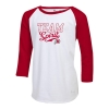 Image for Utah Utes Under Armour Athletic Logo Team Spirit Girls Tee