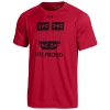 Image for Utah Utes Under Armour Ute Proud Block U T-Shirt