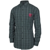 Image for Utah Utes Block U Check Button Up Shirt