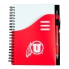 Cover Image for Utah Utes Black Athletic Logo 7 In Decal