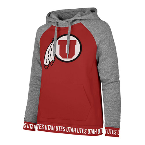 4572a4602 Image For Utah Utes Athletic Logo Women's Sweatshirt