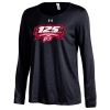 Image for Under Armour 125 Years of Utah Football Womens Long Sleeve