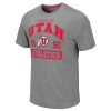 Image for Utah Utes 1850 Athletic Colosseum Tee