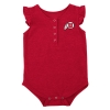 Image for Utah Utes Athletic Logo Colosseum Ruffle Onesie