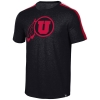 Image for Utah Utes Under Armour Striped Sleeve Tee