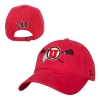 Image for Utah Utes Athletic Logo Lacrosse Sticks Adjustable Hat