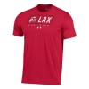 Image for Utah Utes Under Armour Framed LAX Tee