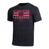 Image for Utah Utes Under Armour Distressed Lacrosse Tee