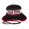 Image for Utah Utes Striped Bucket Hat