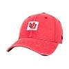 Cover Image for Utah Vintage Interlocking U Adjustable Baseball Hat