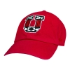 Cover Image for Utah Utes Interlocking U Striped Polo