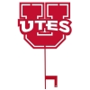 Image for Utah Utes Block U Yard Sign