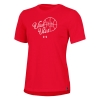 Image for Utah Utes Under Armour Womens Interlocking U Basketball Tee