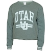 Image for Utah Utes Cropped Crew Sweatshirt