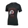 Image for Utah Utes Athletic Logo UofU Womens V-Neck Tee