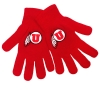 Image for Utah Utes Athletic Logo Red Youth Gloves