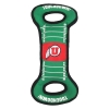 Image for Utah Utes Athletic Logo Field Dog Squeaky Toy