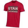 Cover Image for Utah Utes Lacrosse Adjustable Snapback