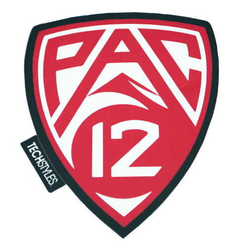 Image For Utah Utes Pac-12 Decal