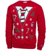 Image for Utah Utes Holiday 2018 Ugly Sweater Sweatshirt