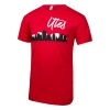 Image for Utah Utes Gymnastics City Skyline Tee