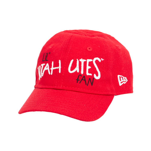 Image For Utah Utes Lil' Fan Toddler's Hat