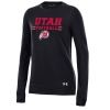 Image for Under Armour Utah Utes Football Womens Sweatshirt