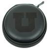 Image for Utah Utes Block U Earbuds Case with Headphones