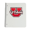 Image for 1-Subject University of Utah Bold Notebook