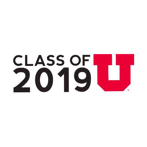 Image For University of Utah Class of 2019 Decal