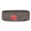 Image for Utah Utes Interlocking U Heather Grey Headband