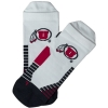 Image for Utah Utes Under Armour White No Show Tab Sock