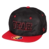 Image for Utah Utes Black Camo Patterned Youth Snapback