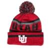 Cover Image for Utah Utes Interlocking U Tommy Bahama Half-Zip Sweatshirt