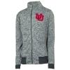 Image for Utah Utes Women's Interlocking U Grey Kodiak Jacket