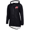 Image for Utah Utes Athletic Logo Champion Women's Black Coat
