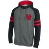 Image for Utah Utes Interlocking U Grey Full Zip Jacket