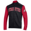 Cover Image for Utah Utes Interlocking U Hooded Hockey Jersey