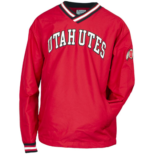 Image For Utah Utes Athletic Logo Scout Jacket