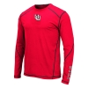 Image for Utah Utes Interlocking U Colosseum Long Sleeve