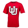 Image for Interlocking U Big Logo Plain T-Shirt