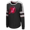 Image for Utah Utes Colosseum Baseball Tee Reflective Athletic Logo