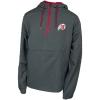 Image for Utah Utes Athletic Logo Half Zip Hooded Jacket
