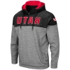 Image for Utah Utes Interlocking U Quarter Zip Hoodie