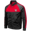 Image for Utah Utes Track Jacket Full Zip Interlocking U